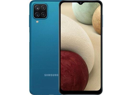 Samsung A125F Galaxy A12 (3GB/32GB) Dual Sim LTE - Blue