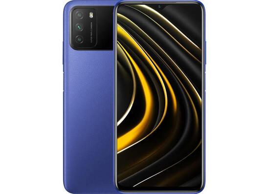 Xiaomi POCO M3 Global version (4GB/64GB) Dual Sim LTE - Blue