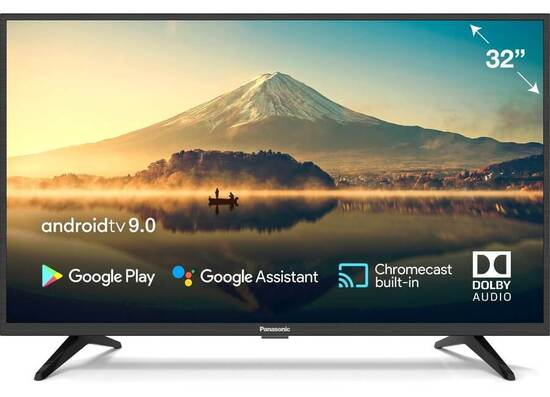 "Panasonic TX-32HSR400  32"" HD LED Wi-Fi Android TV"
