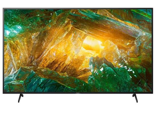 SONY  KD-65XH8096BR2 65'' 4K UHD  WiFi   Android TV