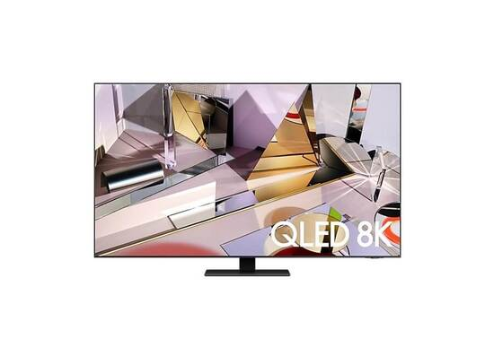 Samsung QE65Q700TAUXRU  65''  QLED 8K 7680 x 4320 wifi smart TV