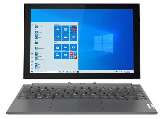 "Lenovo IdeaPad Duet 3 10IGL5  10"" 4GB/64GB - (82AT005ERU)- Wifi - Graphite Grey"