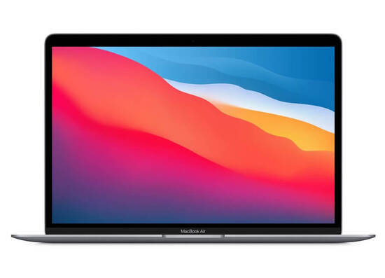 Apple MacBook Air 13'' M1 (8GB/256GB) - (MGN63RUA) Space Gray (2020)