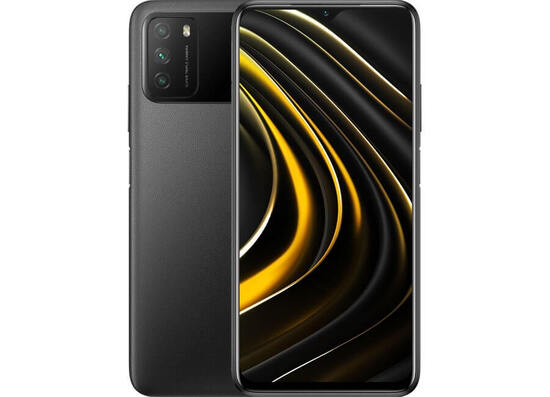 Xiaomi POCO M3 Global Version (4GB/128GB) Dual Sim LTE - Black