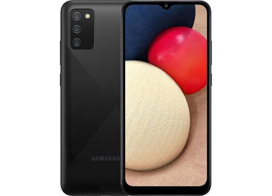Samsung A025F Galaxy A02s (3GB/32GB) Dual Sim LTE - Black