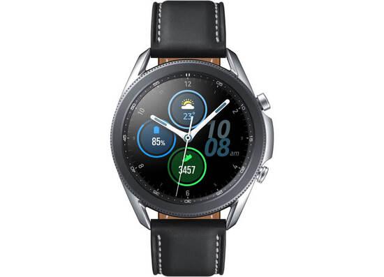 Samsung Galaxy Watch 3 45mm Silver (SM-R840NZSACIS)