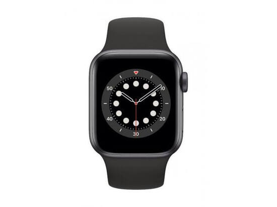 APPLE WATCH SERIES 6 GPS, 40MM SPACE GRAY MODEL A2291