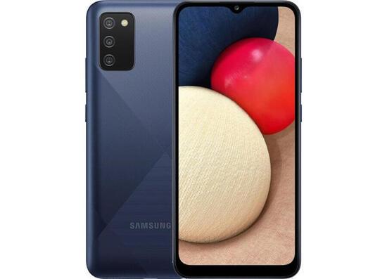 Samsung A025F Galaxy A02s (3GB/32GB) Dual Sim LTE - Blue
