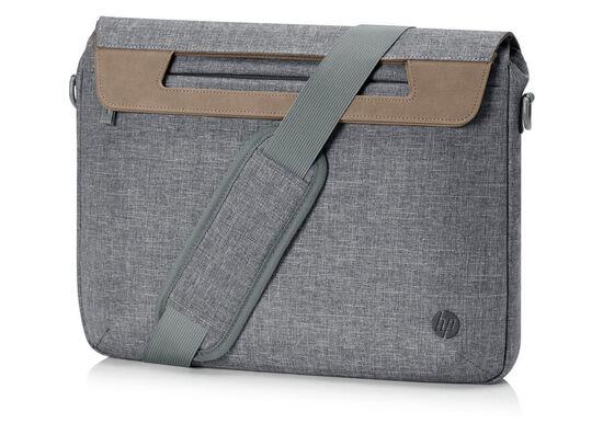 HP Renew 14 Slim Briefcase (1A214AA) - Grey