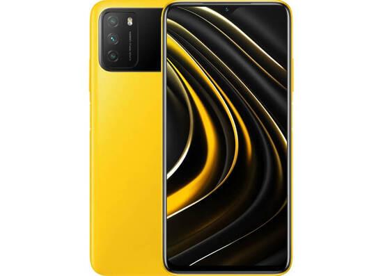 Xiaomi POCO M3 Global version (4GB/64GB) Dual Sim LTE - Yellow