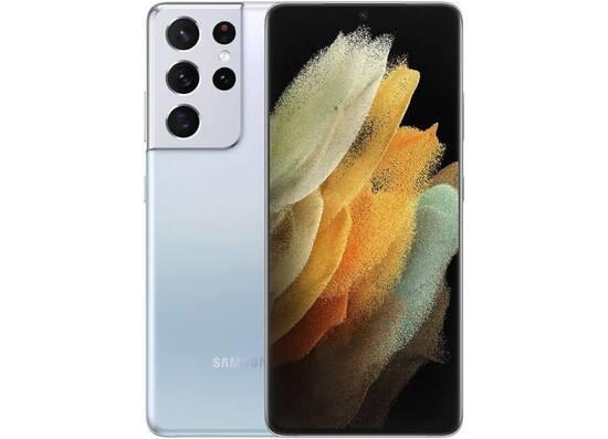Samsung G998B Galaxy S21 Ultra (12GB/256GB) Dual Sim LTE/5G - Phantom Silver