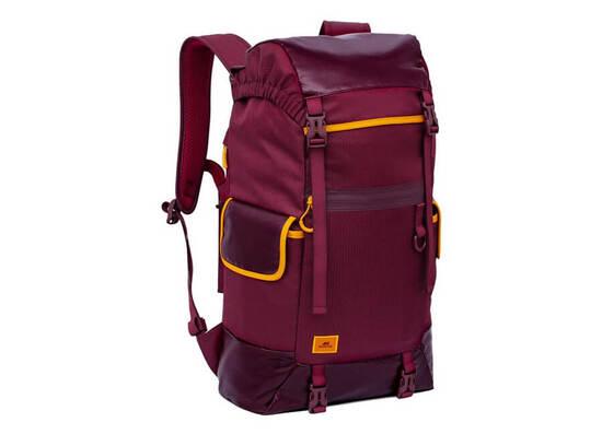 RIVACASE 5361 17.3'' Laptop Backpack - Brgundy Red