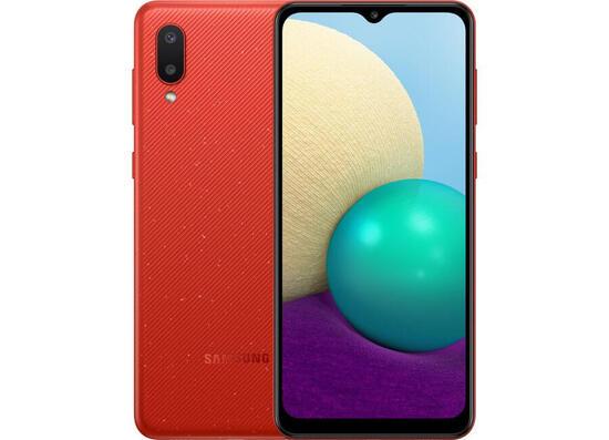 Samsung A022G Galaxy A02 (2GB/32GB) Dual Sim LTE - Red