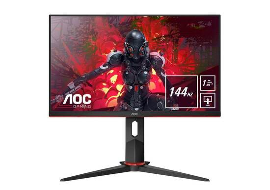 """AOC Gaming 24G2U/BK 23.8 """" FHD"""