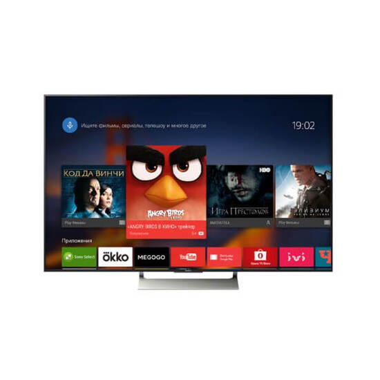 SONY KD49XE9005BR2  49''  HD  WiFi  ANDROID TV