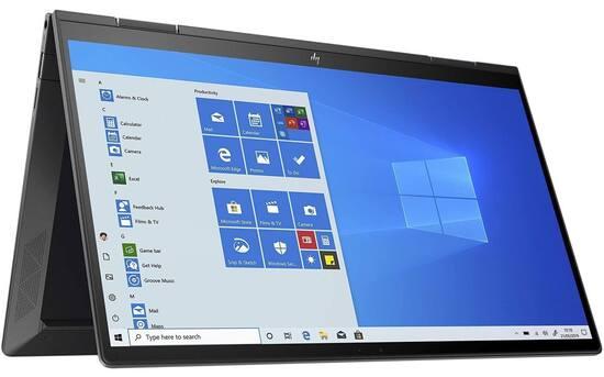 "HP Envy 13 x360  13.3"" FHD  Touch Screen,  Ryzen 5 , 8GB/512B SSD ( 28P40EA)"
