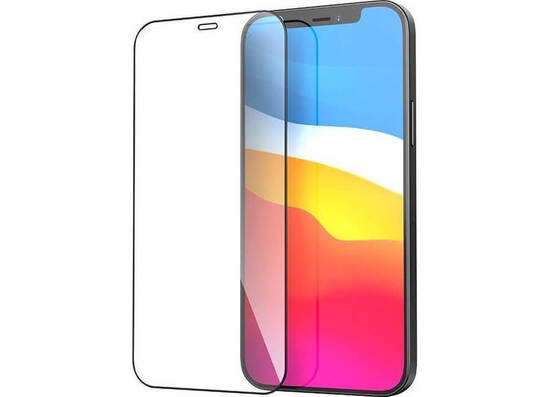 HOCO Nano 3D full screen edges protection tempered glass for iPhone 12/12 Pro