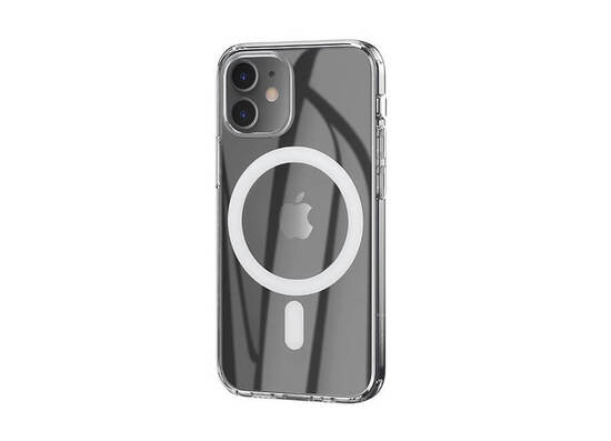 HOCO Transparent TPU magnetic protective case for iPhone 12 mini