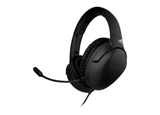 Asus ROG Strix GO Black Headphone USB-C Black