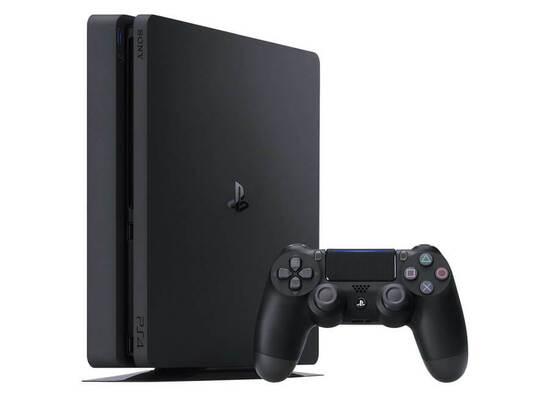 PlayStation 4 Slim (1TB) Horizone Zero Down+Spider-Man+Gran Turismo Sport