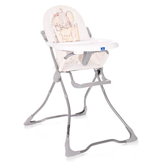 Lorelli საბავშვო სკამი MARCEL Grey ELEPHANT
