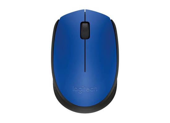 Logitech M171 Wireless Blue/Black (910-004640)