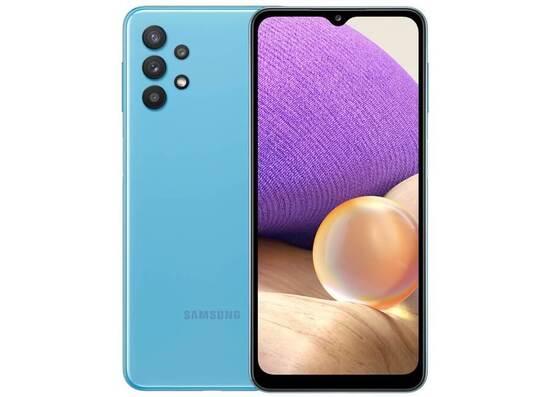 Samsung A325F Galaxy A32 (4GB/64GB) Dual Sim LTE - Blue