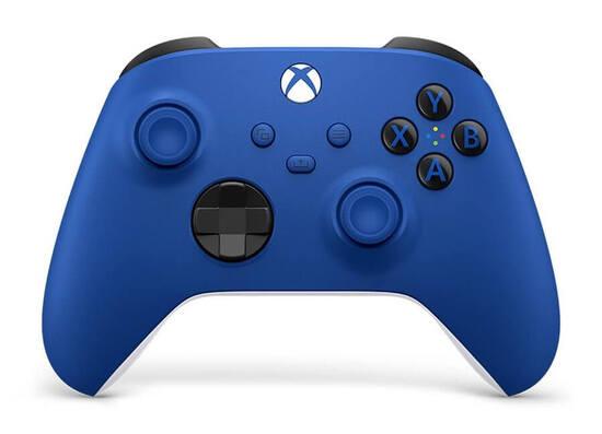 Microsoft Xbox Series X/S Wireless Controller - Shock Blue