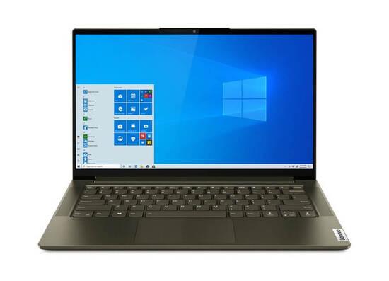 LENOVO Yoga Slim 7 14'' FHD  i5 , 8GB/256GB SSD (82A3005YRE) - Dark Moss