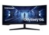 Samsung 34'' Odyssey G5 Curved (LC34G55TWWIXCI) Black
