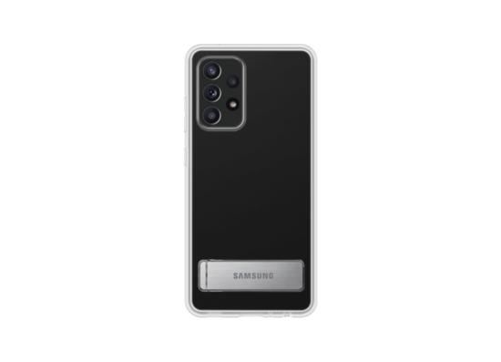 Samsung Galaxy A52 Clear Standing Cover Transparent (EF-JA525CTEGRU)