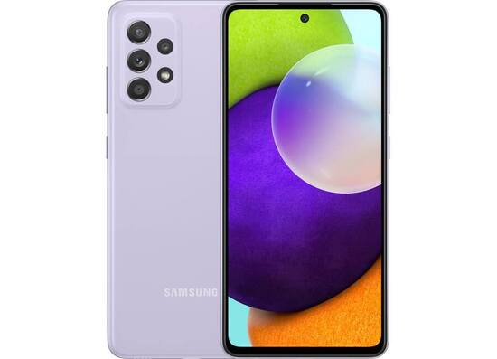 Samsung A525F Galaxy A52 (4GB/128GB) Dual Sim LTE - Violet