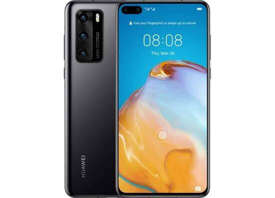 Huawei P30 lite 2020 6GB/256GB Dual sim LTE Black