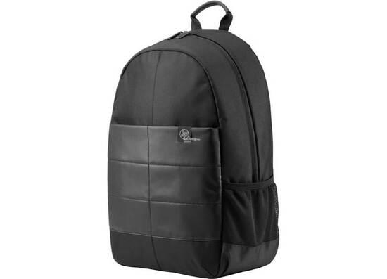 """HP 39.62 cm(15.6"""") Classic Backpack (1FK05AA) - Black"""