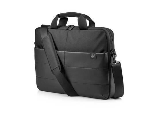 """HP 39.62 cm(15.6"""") Classic Briefcase (1FK07AA) - Black"""