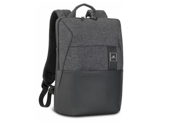 RIVACASE 8825 13.3'' Laptop Backpack - Black