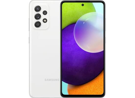 Samsung A525F Galaxy A52 (4GB/128GB) Dual Sim LTE - White