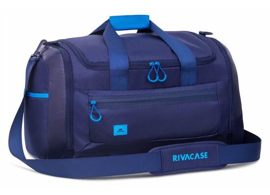 RIVACASE 5331 35L Duffle Bag - Blue