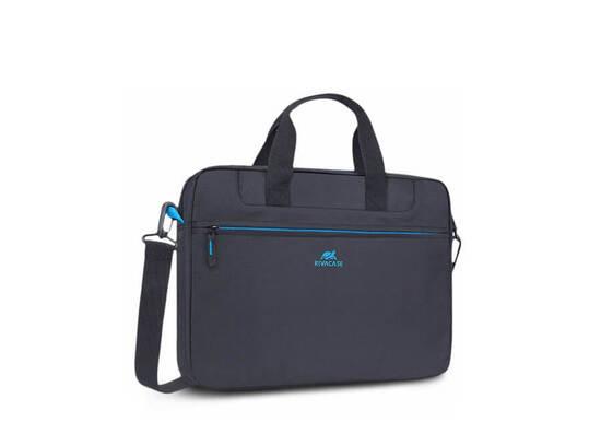 RIVACASE 8027 14'' Laptop Bag - Black