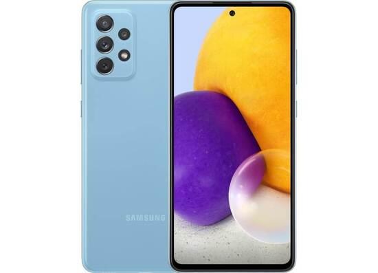 Samsung A725F Galaxy A72 (8GB/256GB) Dual Sim LTE - Blue