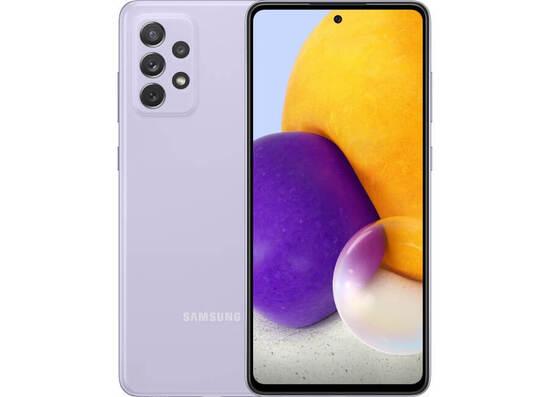 Samsung A725F Galaxy A72 (8GB/256GB) Dual Sim LTE - Violet