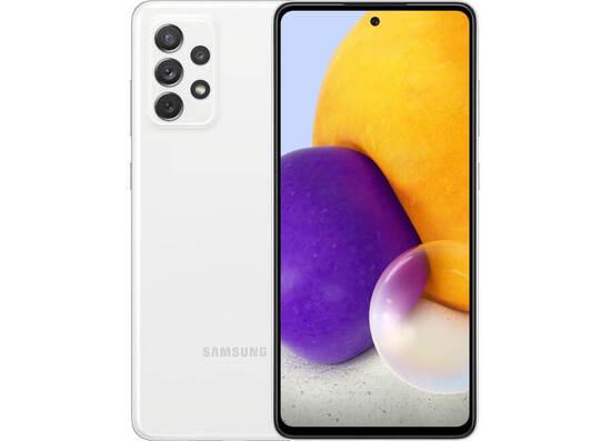 Samsung A725F Galaxy A72 (8GB/256GB) Dual Sim LTE - White