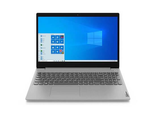 Lenovo IdeaPad 3 15IML05 15.6''  FHD  i3(10th gen.) , 4GB/256GB SSD (81WB0025RE) - Platinum Grey