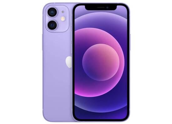 Apple iPhone 12 mini 64GB Purple (Model A2399)