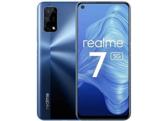 Realme 7 5G (6GB/128GB) Dual Sim LTE/5G - Blue