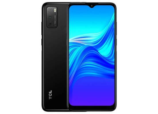 TCL 20Y (4GB/64GB) Dual Sim LTE - Black