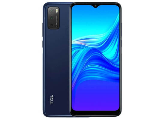 TCL 20Y (4GB/64GB) Dual Sim LTE - Blue
