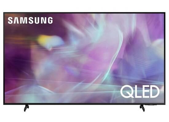 """Samsung QE50Q60AAUXRU 50"""" QLED 4K UHD Wifi Smart TV"""