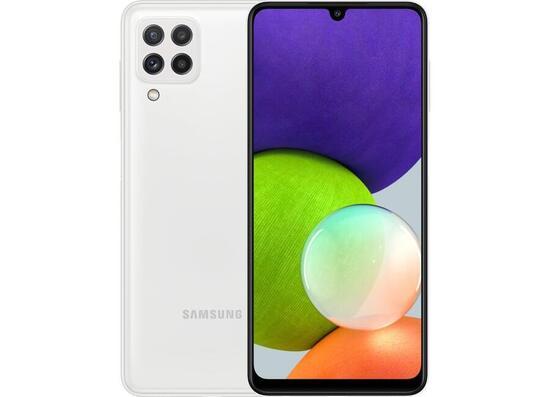 Samsung A225F Galaxy A22 (4GB/128GB) Dual Sim LTE - White
