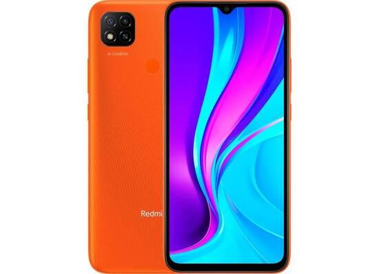 Xiaomi Redmi 9C Global Version (4GB/128GB) Dual Sim LTE - Orange